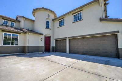 Patterson Single Family Home For Sale: 1448 Mesa Creek Drive