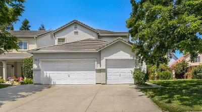 Stockton Single Family Home For Sale: 3077 Joshua Tree Circle