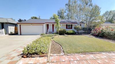 Sacramento Single Family Home For Sale: 3620 Pope Avenue