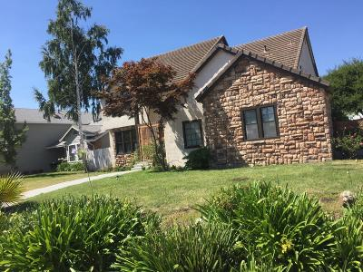 Sacramento Single Family Home For Sale: 7512 Pocket Road