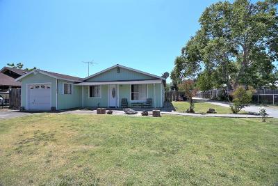Sacramento Single Family Home For Sale: 1024 Las Palmas Avenue