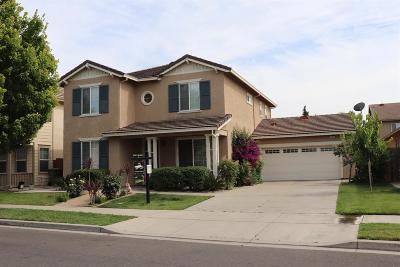 Turlock Single Family Home For Sale: 1940 Trail Way