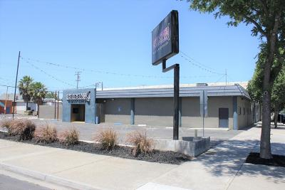 Modesto Commercial For Sale: 607 7th Street