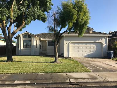 Lathrop Single Family Home For Sale: 850 Toro Lane