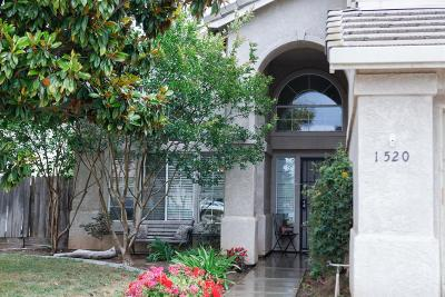 Modesto Single Family Home For Sale: 1520 Peta