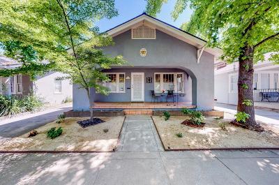 Sacramento Single Family Home For Sale: 1812 Larkin Way