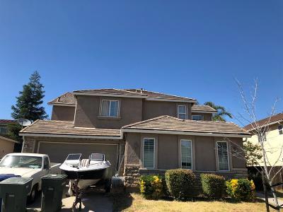 Patterson Single Family Home For Sale: 1351 Kern Creek Lane