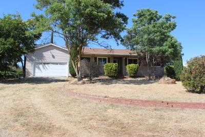 Wheatland Single Family Home For Sale: 8097 Camp Far West Road