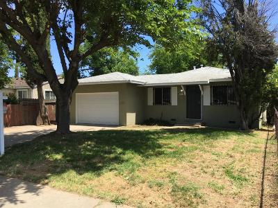 Sacramento Single Family Home For Sale: 3928 May Street