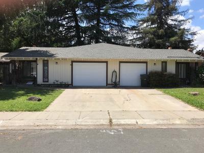 Sacramento Multi Family Home For Sale: 132 Globe Avenue #134