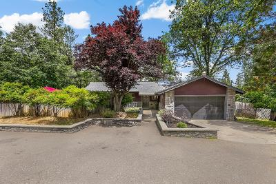 Placerville Single Family Home For Sale: 3250 Gerle Avenue