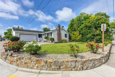 Carmichael Single Family Home For Sale: 4900 Oak Leaf Avenue