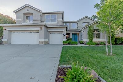 Roseville Single Family Home For Sale: 1529 Diamond Woods Circle