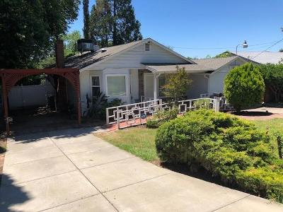 Orangevale Single Family Home For Sale: 8612 Central Avenue