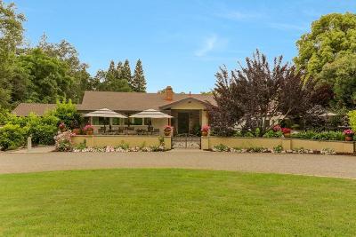 Fair Oaks Single Family Home For Sale: 5758 Hoffman Lane