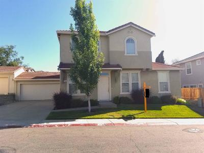 Folsom Single Family Home For Sale: 745 Ward Way