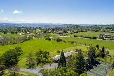 Cameron Park, Shingle Springs Single Family Home For Sale: 5580 Milton Ranch Road