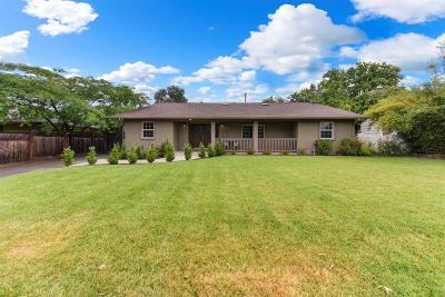 Single Family Home For Sale: 3584 Bodega Court