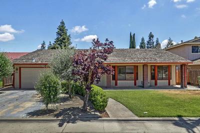 Turlock Single Family Home For Sale: 2140 North Berkeley Avenue