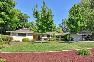 Carmichael Single Family Home For Sale: 7259 Gunderson Way