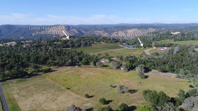 Placerville Residential Lots & Land For Sale: 6 Thompson Hill Road