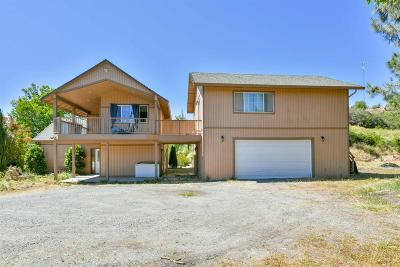 Single Family Home For Sale: 8343 Fairplay Road