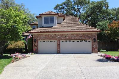 Granite Bay Single Family Home For Sale: 7804 Kirk Court