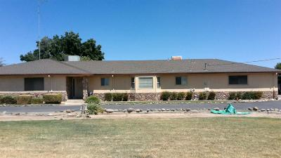 Los Banos  Single Family Home For Sale: 17490 Holland Road