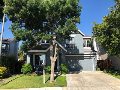 Tracy Single Family Home For Sale: 2624 Ontario Drive