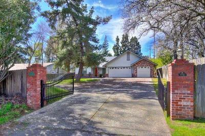Fair Oaks Single Family Home For Sale: 4257 San Juan Avenue