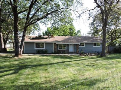 Grass Valley Single Family Home For Sale: 15659 Mount Olive Road