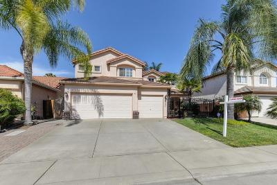 Elk Grove Single Family Home For Sale: 8804 Land Star Way