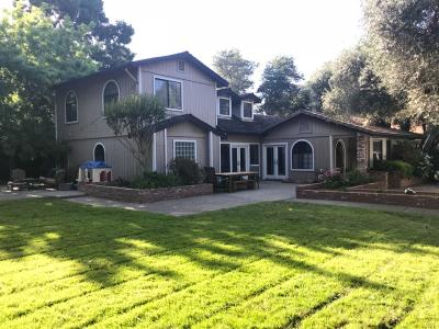 Carmichael Single Family Home For Sale: 5660 Kenneth *private Dr.*