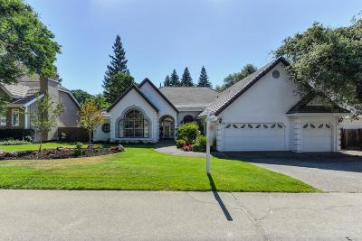 Folsom Single Family Home For Sale: 124 Tomlinson Drive