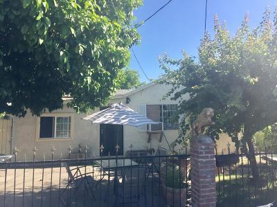 West Sacramento Multi Family Home For Sale: 635 Elizabeth Street