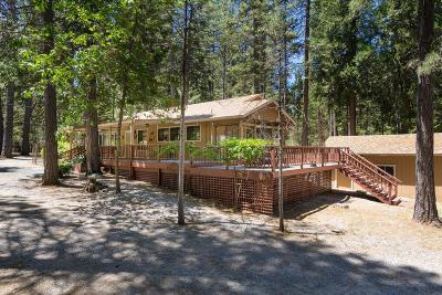 Volcano Single Family Home For Sale: 25760 Lupin Rd
