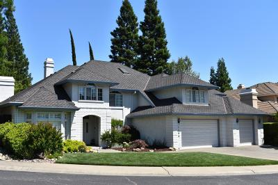 Roseville Single Family Home For Sale: 1108 Kimberly Court
