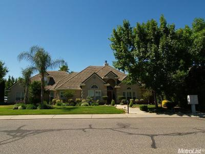 Oakdale Single Family Home For Sale: 10200 Del Almendra Drive