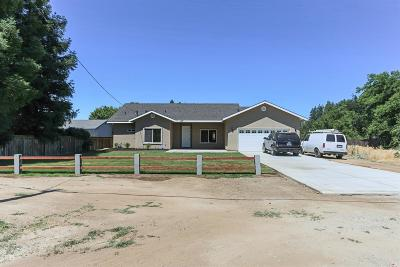 Merced  Single Family Home For Sale: 1437 West North Bear Creek Drive