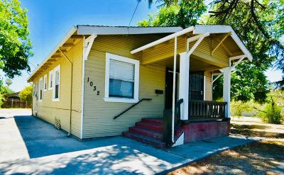 Stockton Single Family Home For Sale: 1032 South Golden Gate Avenue