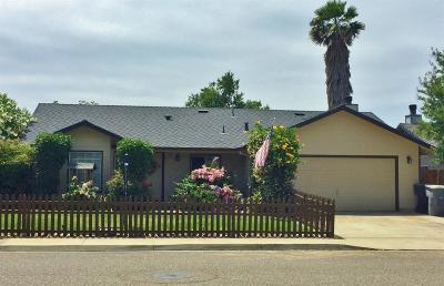 Oakdale CA Single Family Home For Sale: $355,000