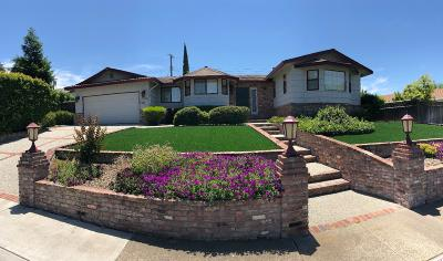 Antelope, Citrus Heights Single Family Home For Sale: 7308 Chesline Dr