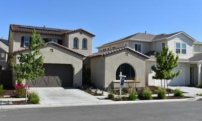 Davis Single Family Home For Sale: 2027 Cannery