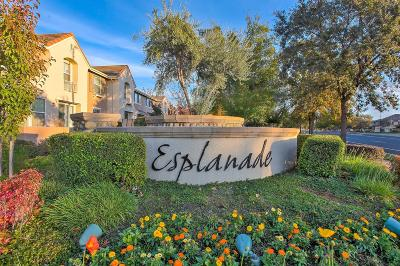 Folsom Condo For Sale: 1607 Esplanade Circle