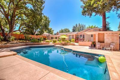 Sacramento Single Family Home For Sale: 5687 Rolling Oak Drive