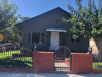 Stockton Single Family Home For Sale: 1145 South Commerce Street