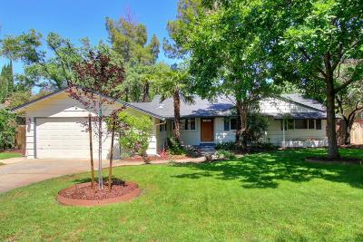 Sacramento Single Family Home For Sale: 1712 Devonshire