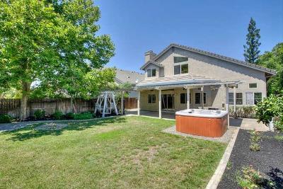 Elk Grove Single Family Home For Sale: 8580 Petunia Way