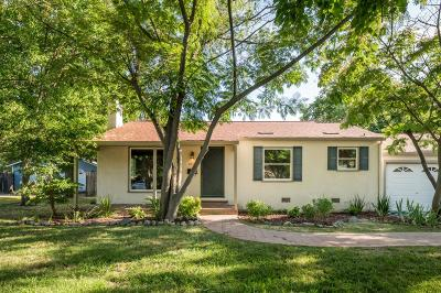 Sacramento Single Family Home For Sale: 2212 Tallac Street
