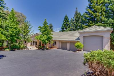 Auburn Single Family Home For Sale: 401 Maidu